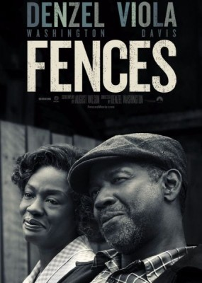 Ограды / Fences (2016) DVDscr