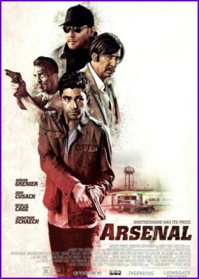 Арсенал / Arsenal (2017) WEB-DLRip / WEB-DL