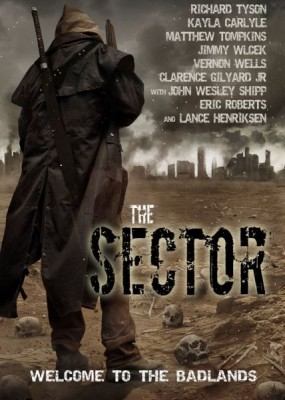 Сектор  / The Sector (2016) WEB-DLRip / WEB-DL