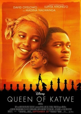 Королева Катве / Queen of Katwe (2016) WEB-DLRip / WEB-DL
