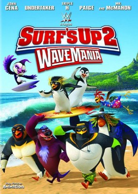 Лови волну 2 / Surf's Up 2: WaveMania (2017) WEB-DLRip / WEB-DL