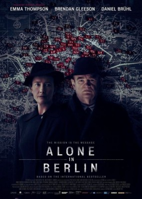 Одни в Берлине / Alone in Berlin (2016) HDRip / BDRip