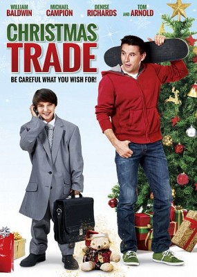 Рождественская подмена / Christmas Trade (2015) WEB-DLRip / WEB-DL