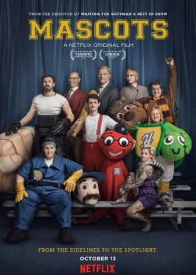 Талисманы / Mascots (2016) WEB-DLRip / WEB-DL
