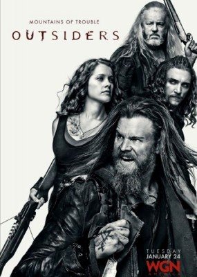 Изгои / Outsiders  - 2 сезон (2017) WEB-DLRip / WEB-DL