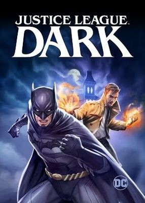 Темная Вселенная / Justice League Dark (2017) HDRip / BDRip