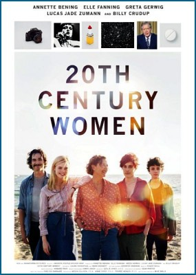 Женщины ХХ века / 20th Century Women (2016) HDRip / BDRip