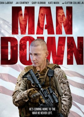 Война / Man Down (2016) HDRip / BDRip