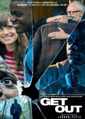 Прочь / Get Out (2017) HDRip / BDRip
