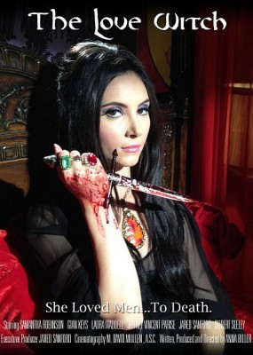 Ведьма любви / The Love Witch (2016) HDRip / BDRip