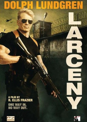 Кража / Larceny (2017) WEB-DLRip / WEB-DL