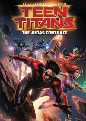 Юные Титаны: Контракт Иуды / Teen Titans: The Judas Contract (2017) HDRip / BDRip