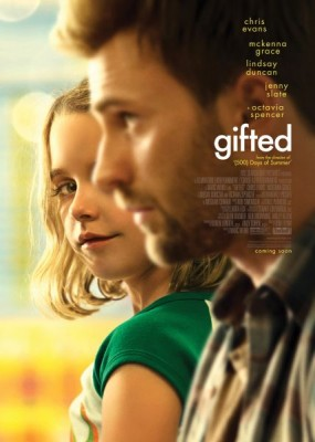 Одарённая / Gifted (2016) HDRip / BDRip