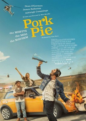 Поркпай / Pork Pie (2017) HDRip / BDRip