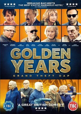 Золотые годы / Golden Years (2016) WEB-DLRip / WEB-DL