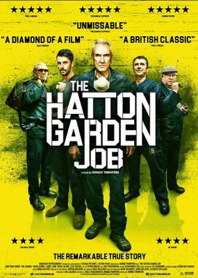 Ограбление века / The Hatton Garden Job (2017) HDRip / BDRip (720p, 1080p)