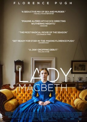 Леди Макбет / Lady Macbeth (2016) HDRip / BDRip (1080p, 720p)