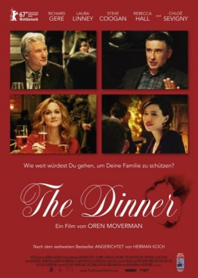 Ужин / The Dinner (2017) HDRip / BDRip (720p, 1080p)