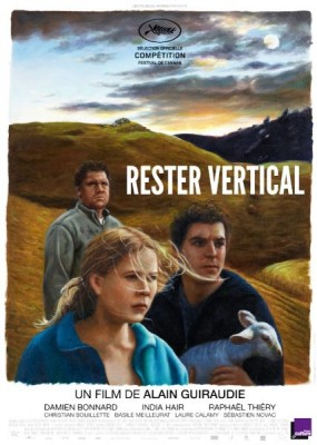 Стоять ровно / Rester vertical (2016) HDRip / BDRip