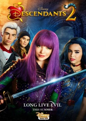 Наследники 2 / Descendants 2 (2017) WEB-DLRip / WEB-DL