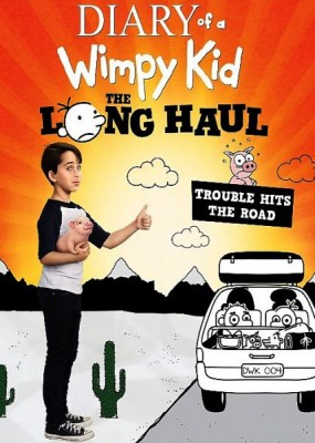 Дневник слабака 4: Долгое путешествие / Diary of a Wimpy Kid: The Long Haul (2017) HDRip / BDRip (720p, 1080p)