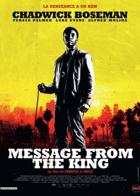 Послание от Кинга / Message from the King (2016) WEBRip / WEBRip (720p)