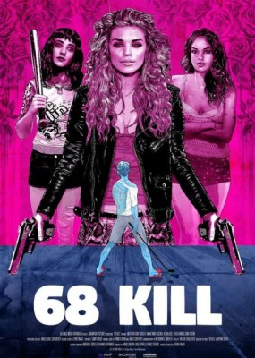 Убить за 68 / 68 Kill (2017) HDRip / BDRip (720p)