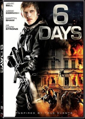 6 дней / 6 Days (2017) HDRip / BDRip (1080p, 720p)