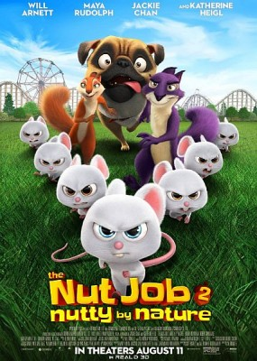Реальная белка 2 / The Nut Job 2: Nutty by Nature (2017) HDRip / BDRip (720p, 1080p)