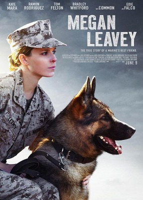 Меган Ливи / Megan Leavey (2017) HDRip / BDRip (1080p, 720p)