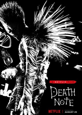 Тетрадь смерти / Death Note (2017) WEB-DLRip / WEB-DL (1080p, 720p)