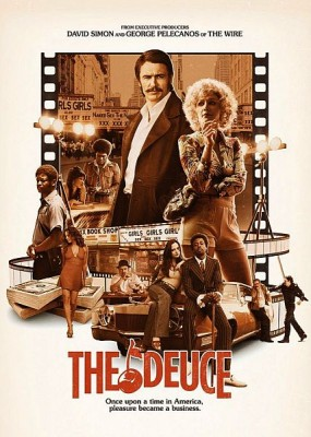 Двойка / The Deuce - 1 сезон (2017)  WEB-DLRip / WEB-DL (720p, 1080p)