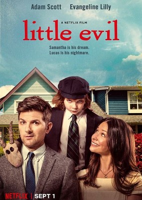 Маленькое зло / Little Evil (2017) WEB-DLRip / WEB-DL (720p, 1080p)