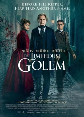 Голем / The Limehouse Golem (2016) HDRip / BDRip (720p, 1080p)