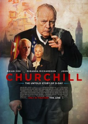 Черчилль / Churchill (2017) HDRip / BDRip (720p, 1080p)