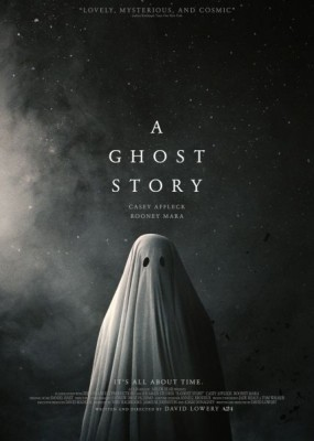 История призрака / A Ghost Story (2017) HDRip / BDRip (720p, 1080p)