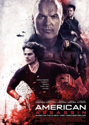 Наемник / American Assassin (2017) HDRip / BDRip (720p, 1080p)