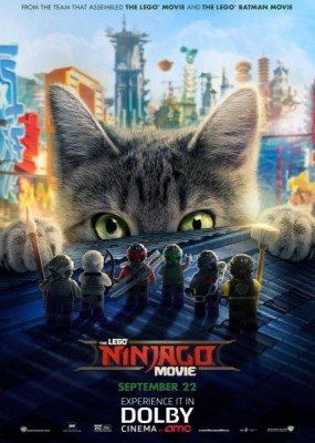 ЛЕГО Ниндзяго Фильм / The LEGO Ninjago Movie (2017) HDRip / BDRip (720p, 1080p)