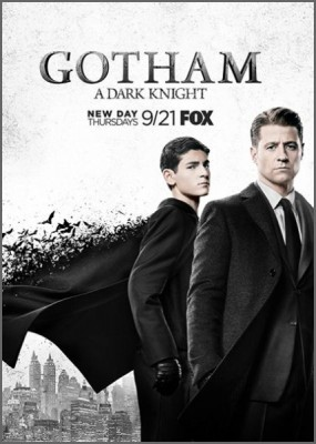 Готэм / Gotham - 4 сезон (2017) WEB-DLRip / WEB-DL (720p, 1080p)