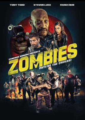 Зомби / Zombies (2017) WEB-DLRip / WEB-DL (720p)