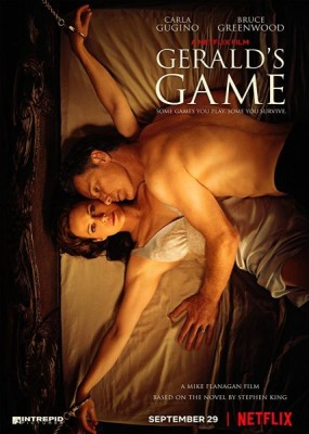 Игра Джеральда / Gerald's Game (2017) WEB-DLRip / WEB-DL (720p, 1080p)