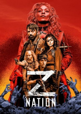 Нация Z / Z Nation - 4 сезон (2017) WEB-DLRip / WEB-DL (720p, 1080p)