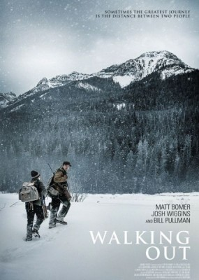 Выходя / Walking Out ((2017) HDRip / BDRip (720p)