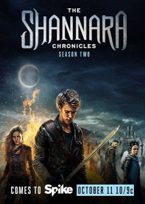 Хроники Шаннары / The Shannara Chronicles - 2 сезон (2017) WEB-DLRip / WEB-DL (720p, 1080p)