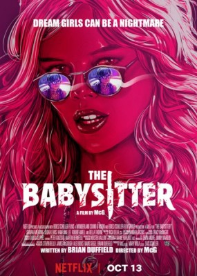 Няня / The Babysitter (2017) WEB-DLRip / WEB-DL (720p, 1080p)