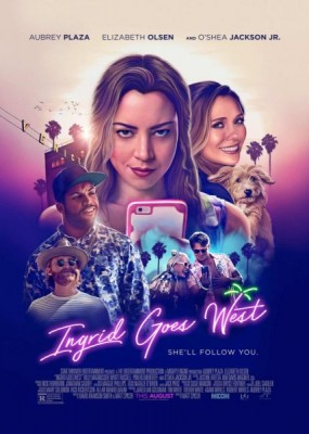 Ингрид едет на Запад / Ingrid Goes West (2017) HDRip / BDRip (720p)