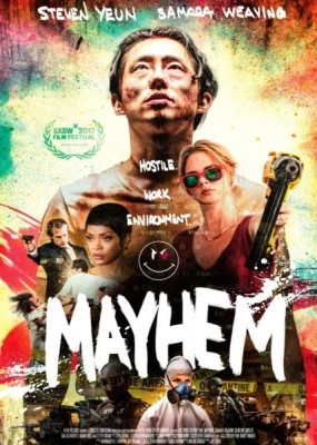Погром / Mayhem (2017) WEB-DLRip / WEB-DL (720p)