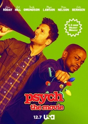 Ясновидец: Кино / Psych: The Movie (2017) WEB-DLRip / WEB-DL (720p)