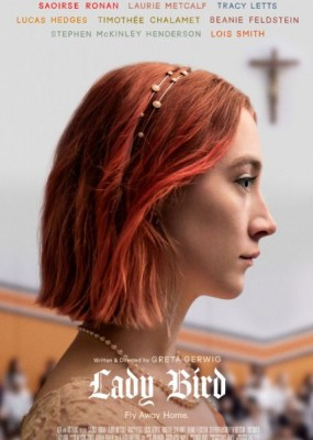 Леди Бёрд / Lady Bird (2017) HDRip / BDRip (720p)