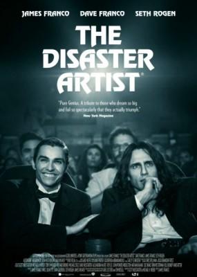 Горе-творец / The Disaster Artist (2017) DVDScr